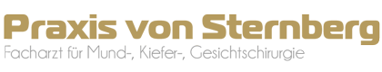 Implantologie Dr. Dr. von Sternberg Logo